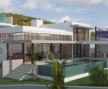 "Villa ""Black Dream"" Vista Alegre"