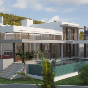 Black Dream Villa Ibiza