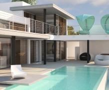 """Villa """"White Dream"""""""